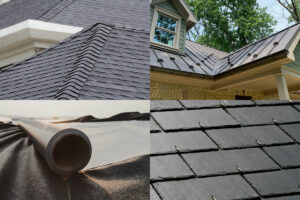 Choosing a roofing Material